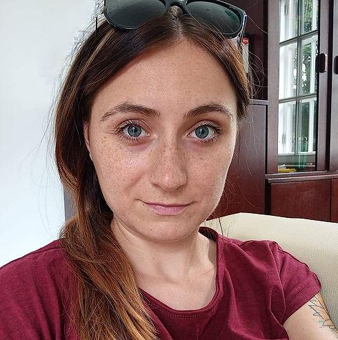 Maja Galera, Psycholog, Specjalista Psychoterapii Uzależnień