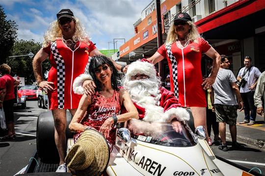 Seeka Christmas Float Parade Te Puke 2017