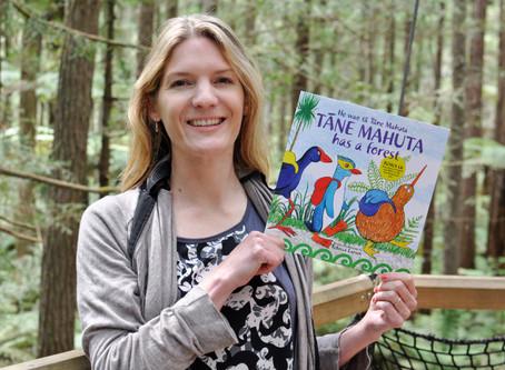 Media release – Tāne Mahuta has a forest, launch date 2 Nov in Te Puke.
