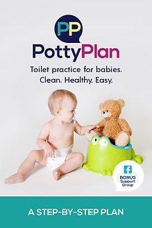Potty Plan book cover.