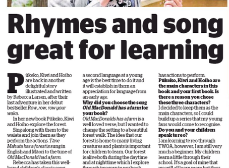 Rhymes and song great for learning