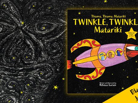 Book launch: Tīrama, Tīrama, Matariki – Twinkle, Twinkle, Matariki