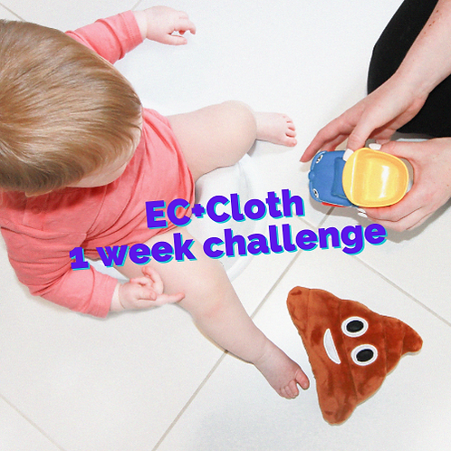 Learn Elimination Communication + Cloth 1-Week Challenge