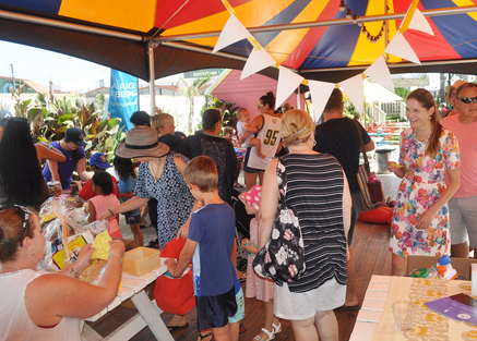Papamoa Give & Get Ice Cream Party