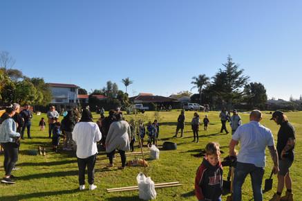 Matariki Kowhai Tree Planting