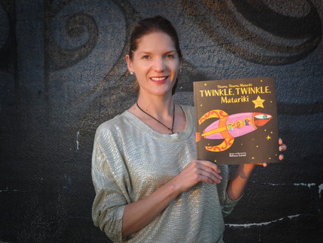 Media Release –Twinkle, Twinkle, Matariki