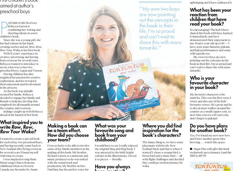 Bay of Plenty, Indulge Magazine