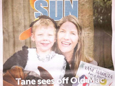 Tane sees off Old Mac