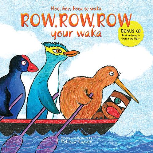 Row, row, row your waka
