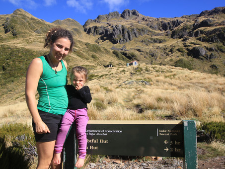 A grassroots 'natural potty learning' movement is starting in Christchurch, New Zealand