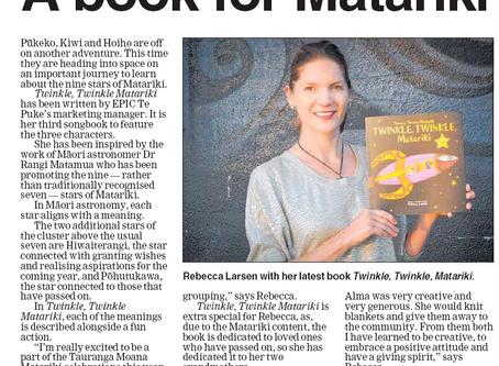 A book for Matariki