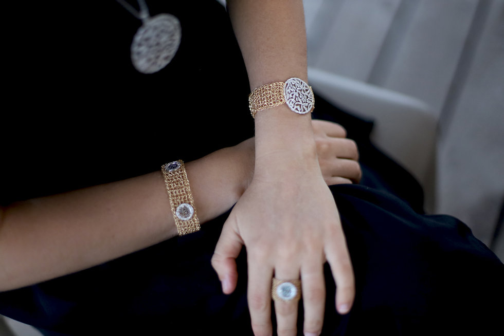 צילום תכשיטים