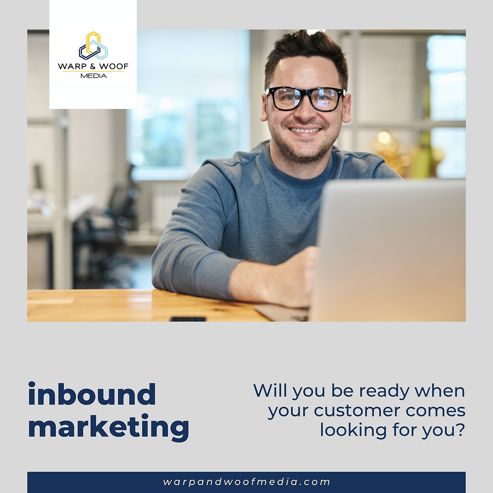 Warp & Woof Media Marketing Agency - Small Business