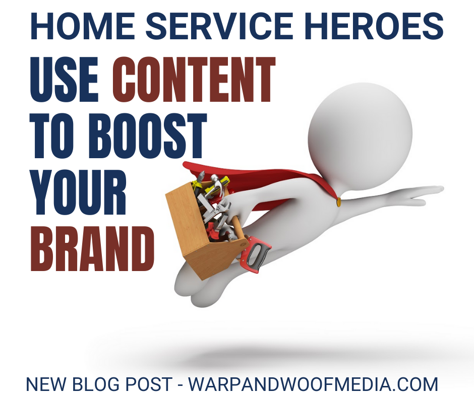 Use content to boost your brand - Content marketing strategy