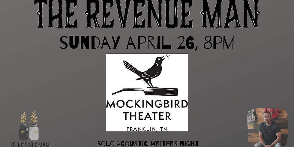 Mockingbird Song Writers Round