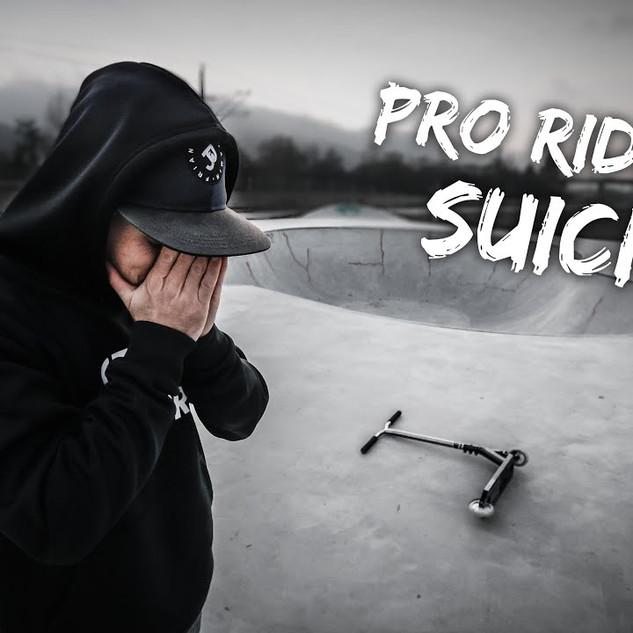 Les youtubeurs parlent du suicide Suicide among riders