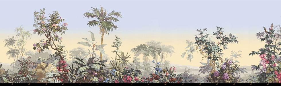 Zuber panorama wallpaper