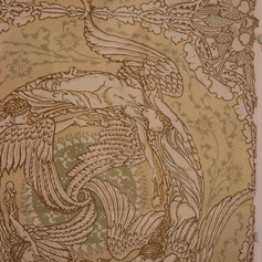 Walter Crane wallpaper
