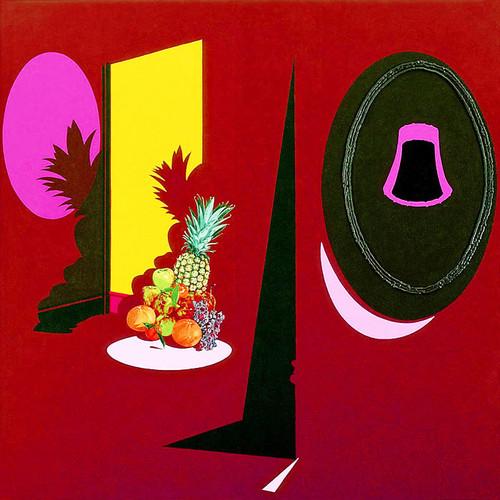 Fruit Display 1996 Acrylic on canvas