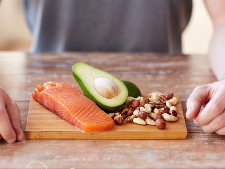 Foods to quit the worries