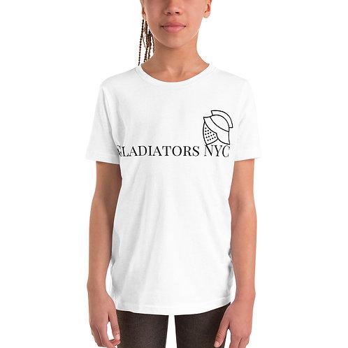 Gladiators NYC Youth Short Sleeve T-Shirt