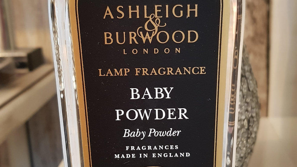 Fragancia Talco bebé Ashleigh & Burwood 500ml