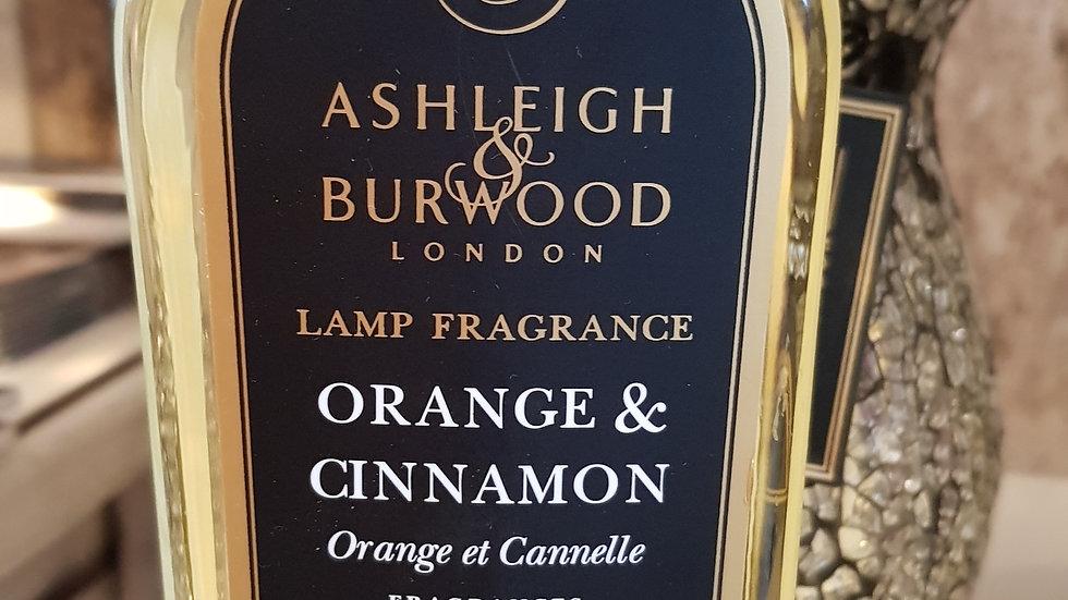 Fragancia Naranja & Canela. Ashleigh & Burwood 250 ml