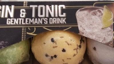 Party pack 3 bomba's de baño Gin &Tonic