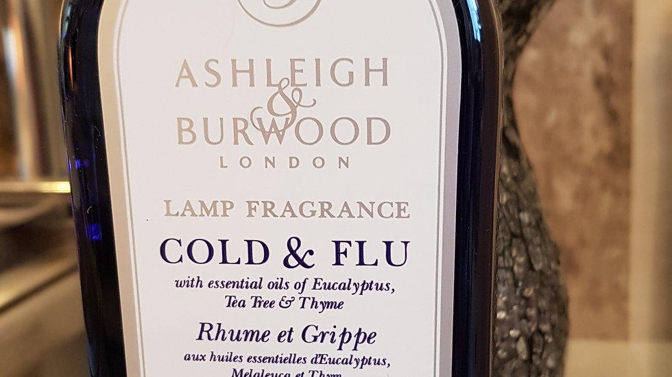 Fragancia Resfriado & gripe Ashleigh & Burwood 500ml