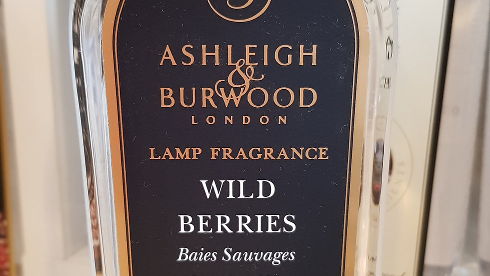 Fragancia Frutas del bosque Ashleigh & Burwood 500ml