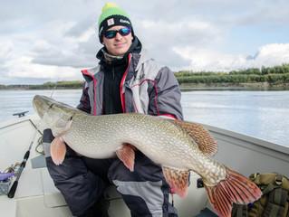 Рыбалка мечты...