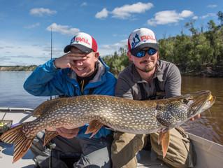 Рыболовные приключения с программой Fishing Today 1 серия.
