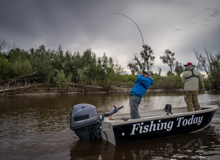 Рыболовные приключения с программой Fishing Today 2 серия.