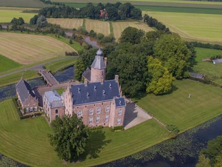 Het middeleeuws kastelenlandschap van het Oversticht