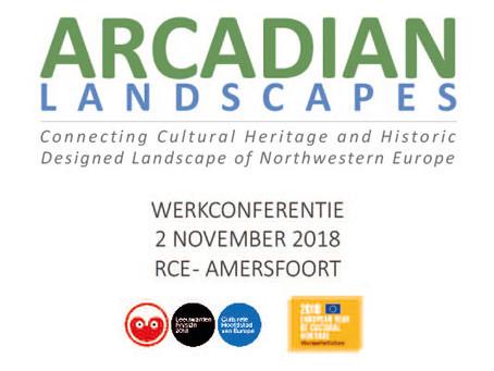 Arcadian Landscapes,                      de werkconferentie