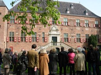Publiekspresentaties op kastelen