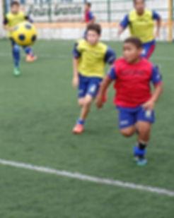 Escola de Futebol em Santo André