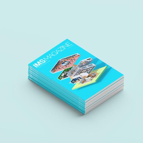 IMS50 Mazagine Cover
