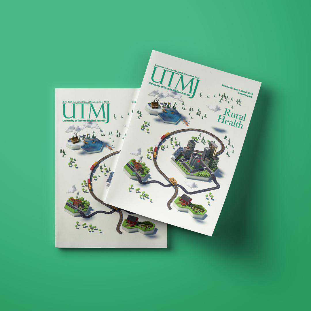 UTMJ Rural Health Cover