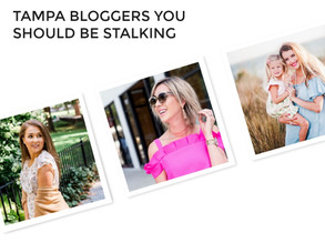 Tampa Blogs You Should Be Stalking