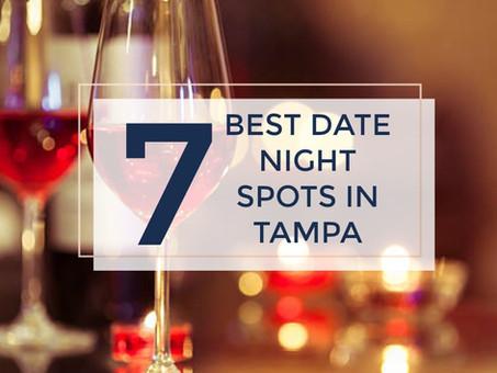 7 Best Date Night Spots in Tampa