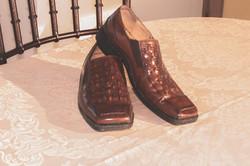 Grooms shoe