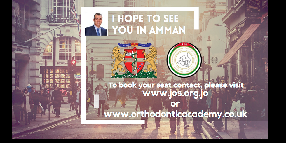 Mastery in Clinical Orthodontics/ Amman