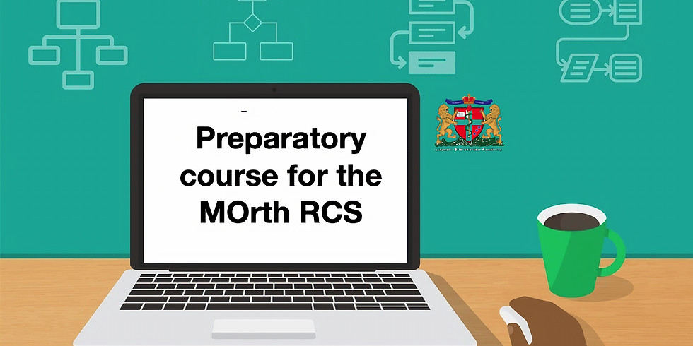 (2021-2022) Online preparatory Course for the MOrth RCS and Board Exams (Version 6)