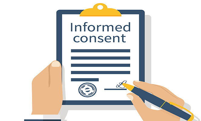 How to enhance recall and comprehension of orthodontic consent to minimise allegation?