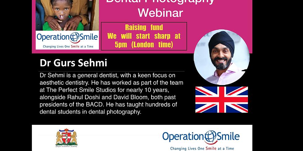 Dental Photography Recorded Webinar & Online Course