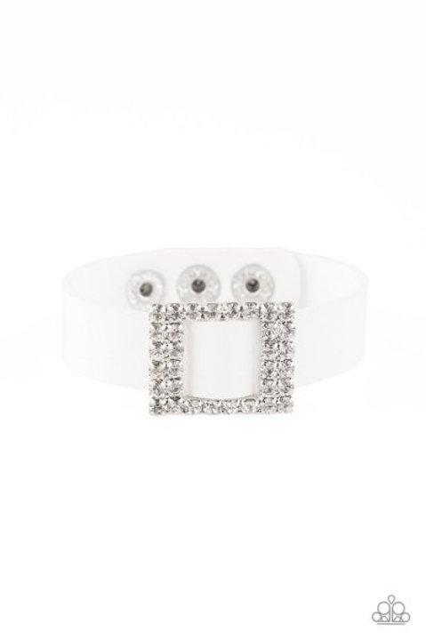 Diamond Diva - White