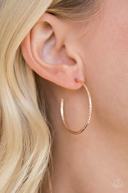 Hoop Line And Sinker - Copper