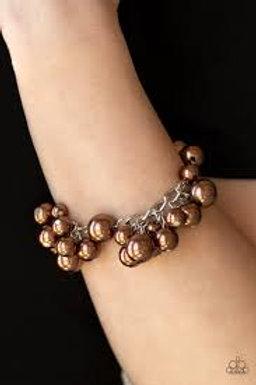 Girls In Pearls - Brown