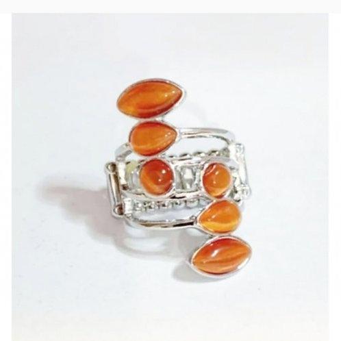 Wraparound Radiance - Orange